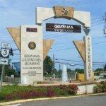 Guayama town plaza