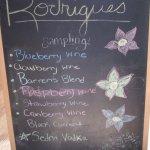 Types of wines