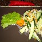 "Салат из ресторана ""Фо Бо"", г. Тула"