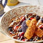 Granola Fruit and Quinoa