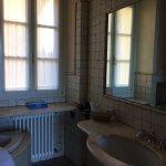 Zimmer Margherita Aussicht Bad Bad Blick von der Terrasse