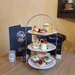New improved afternoon tea!