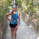 Island Vinnies Tropical Beach Cabana Foto
