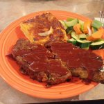 The BBQ Bacon Meatloaf
