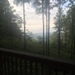 "View from our Mountain Home, ""CottonTail"""