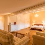 """Komfort Junior Suite """"Freiraum"""" im Bernhard´s Seebacher Haus"""