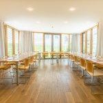 """Tagungsraum """"Raum für Ideen"""" im Bernhard´s Seebacher Haus"""