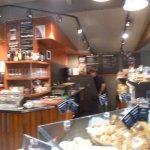 Inside Good earth cafe