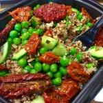 Vegan Superfood Salad from Junction Cafe in Queen's University