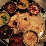 Amazing!! Colonial themed / street food / elegance on a plate! Thoroughly recommend.  Great serv