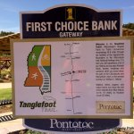 New look to the Pontotoc Gateway, Tanglefoot trail