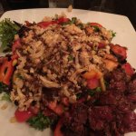 Filet Mignon Salad