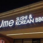 Ume Sushi And Korean BBQ