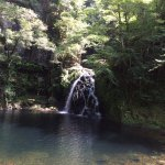 Akame Shijuhachi Waterfall Foto