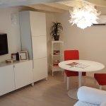 Lovely modern living room/diner