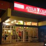 Atelje Club restaurant in Bihać (Harmani)