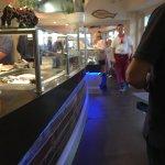 Leckeres Fisch restaurant