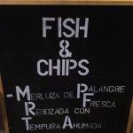 Foto de The Fish & Chips Shop