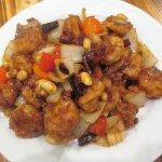 Gungpao Shrimp