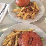 Burger du mois et Cheeseburger !