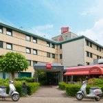 Buitenkant hotel