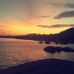 Sonnenuntergang ROCKBAR