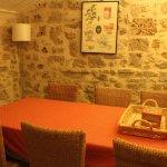 Espace salle à manger/cuisine