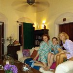 Family, peace and love in Turiya Villa and Spa