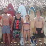 Costeno Beach Surf Camp Photo