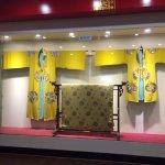 Экспонаты шелкового музея
