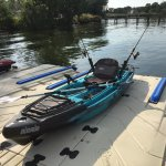 Big Rig Fishing Kayak A
