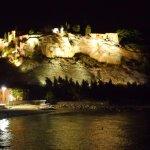 Les remparts et le fort de Cassis