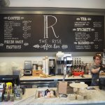 Φωτογραφία: The Rise Coffee Bar