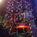 Beleuchtung in der Lobby