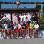 Premiazione Italian Slalom Tour Windsurf - 2 Tappa 22/24 luglio 2016
