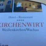 Restaurant Kirchenwirt Wachau Foto