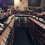 Wine store inside establishment