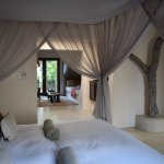 Wonderful lodge, comfy bed