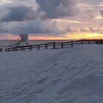 Sunset at Gulf Island