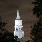 Night walk through Charleston with Kevin McQuade