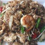 Great sushi rolls, Korean Bulgogi, and Yama special fried rice!!