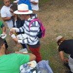 arrusti e mangia spuntino al lago maulazzo