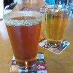 Pumpkin beer, yes!