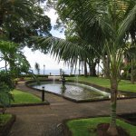 Presidential Palace Garden Foto