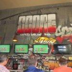Bar and screens