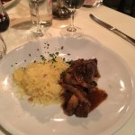 Chicken Liver with Mashed Potato