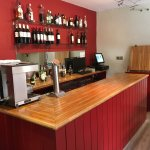 Newly refurbished Lounge and Restaurant with Bar