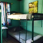Bunk beds in our premium dorm with air con!
