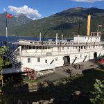 Foto de The SS Moyie National Historic Site