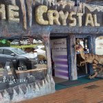 The Crystal Caves Foto